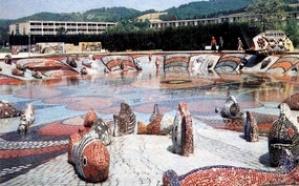 Власти Сочи приняли решение восстановить мозаичную скульптуру