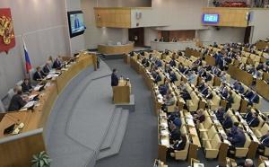 Госдума в среду на пленарном заседании приняла в первом чтении законопроект об ограничении регистрации в квартирах третьих лиц и продажи микродолей с учетом замечаний для доработки инициативы к рассмотрению во втором чтению.