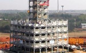 Небоскреб под названием Sky City в китайском городе Чанша, строительство которого только началось, уже остановили. Произошло это спустя всего лишь несколько дней после начала работ.