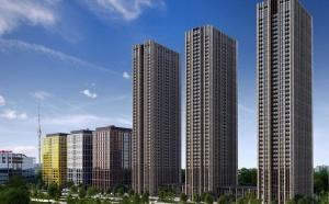 На данный момент в продажу поступило 12 новых жилищных комплексов, общая площадь жилых помещений которых составляет 325 квадратных метров. Однако, объем предложения уменьшился, хоть и незначительно – всего на восемь процентов.
