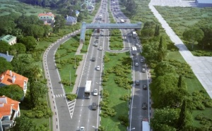 В Сочи состоится торжественное открытие транспортной развязки «Аэропорт», которая построена в рамках подготовки к Олимпийским играм