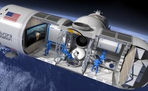 Постояльцы будут любоваться видами космоса через панорамные окна, выращивать овощи и фрукты, а для связи с Землей смогут пользоваться беспроводным интернетом