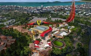 Известный по всему миру бренд Италии Ferrari будет раскручен еще и в Испании. Здесь планируется строительство тематической гостиницы.