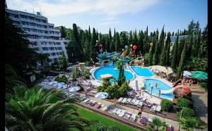 «Заполярье» - один из самых популярных санаториев курортного города, занял первое место в опубликованном рейтинге инвестиционной привлекательности здравниц России.