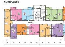 1-к квартира, 20 м², 6/24 эт.