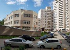 1-к квартира, 41.3 м², 1/24 эт.