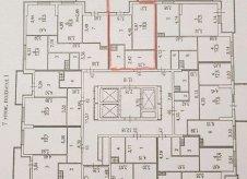1-к квартира, 48 м², 7/23 эт.