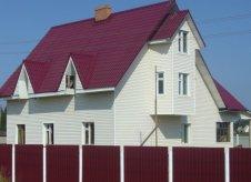 Коттедж 320 м² на участке 15 сот.