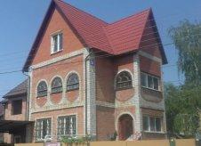 Дом 163 м² на участке 4 сот.