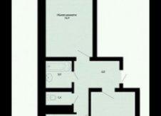 2-к квартира, 60 м², 17/24 эт.