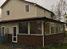 Дом 28 м² на участке 1 сот.
