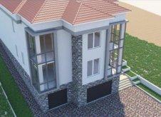 Дом 850 м² на участке 8 сот.