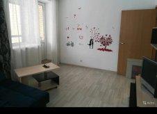 1-к квартира, 40 м², 8/25 эт.