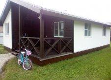 Дом 60 м² на участке 10 сот.