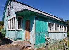 Дом 53 м² на участке 54 сот.