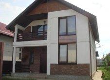 Дом 140 м² на участке 5 сот.