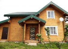 Дом 160 м² на участке 7.4 сот.