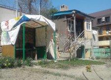 Дом 40 м² на участке 2 сот.