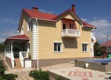 Дом 166.9 м² на участке 10 сот.