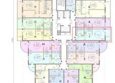 1-к квартира, 33 м², 15/19 эт.
