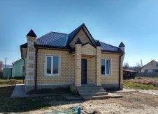 Дом 52 м² на участке 5 сот.