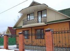 Дом 188 м² на участке 9 сот.