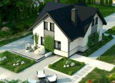Дом 143 м² на участке 5 сот.