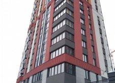 1-к квартира, 45 м², 3/25 эт.