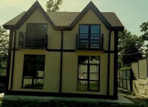 Дом 126 м² на участке 4.00 сотки