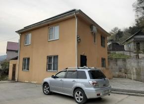 Дом 110 м² на участке 5.00 соток