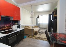 1-к квартира, 27 м², 4/4 эт.