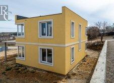 Дом 132 м² на участке 3 сот.