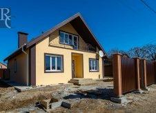 Дом 160 м² на участке 6 сот.