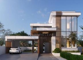 Дом 435 м² на участке 6 сот.