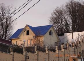 Дом 230 м² на участке 7.00 соток