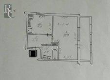 1-к квартира, 37 м², 6/9 эт.
