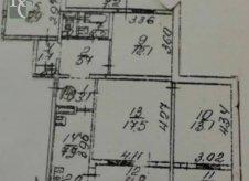 4-к квартира, 83 м², 7/9 эт.
