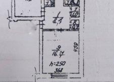 2-к квартира, 55 м², 5/5 эт.