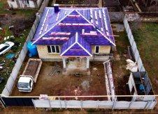 Дом 134 м² на участке 4 сот.