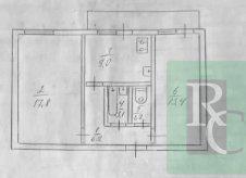 2-к квартира, 53 м², 3/5 эт.