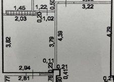 1-к квартира, 45 м², 6/10 эт.