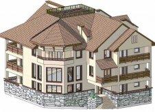 Дом 630 м² на участке 10 сот.